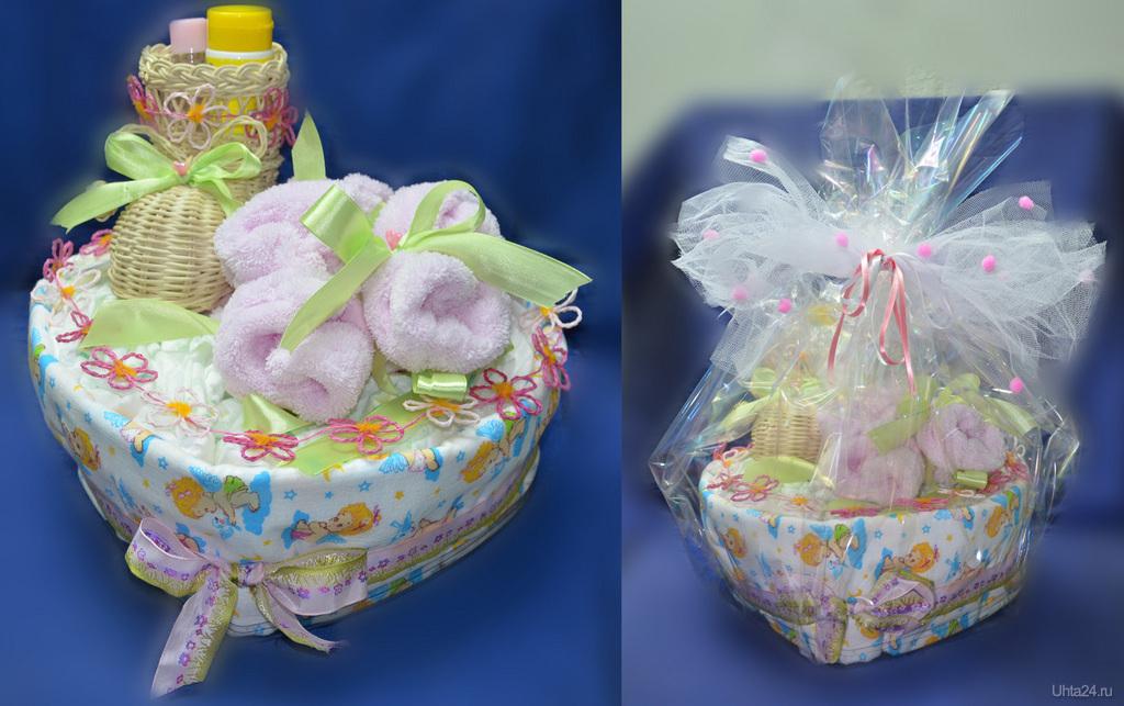 Подарок пошагово для новорожденных 269